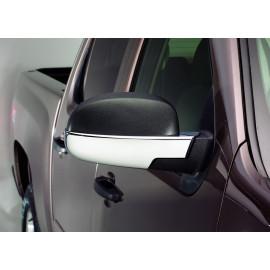 AVS Chrome Mirror Cover™ 687664 | Door Mirror Cover - Chrome