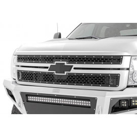 Rough Country Laser-Cut Mesh Replacement Grille 70153 | Grille