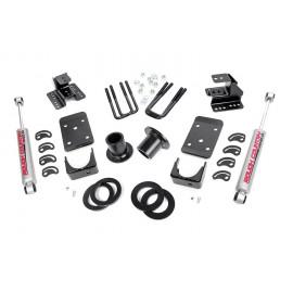 Rough Country Suspension Lowering Kit 728.20 | Suspension Body Lowering Kit
