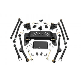 Rough Country X-Flex Long Arm Upgrade Kit 90200U | Suspension Kit