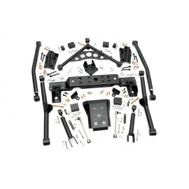Rough Country X-Flex Long Arm Upgrade Kit 90900U | Suspension Kit