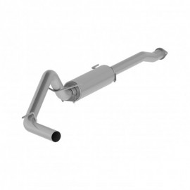 MBRP Exhaust P Series Cat Back Exhaust System S5338P   Exhaust System Kit
