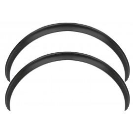 Husky Liners 17052 | Fender Flare - Black