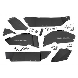 Rough Country Inner Fenders 10498A | Fender Flare