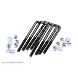 Rough Country | 7609 | Leaf Spring Axle U-Bolt Kit