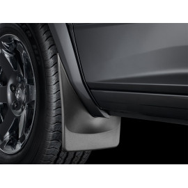 Weathertech Mud Flap 110013 | Mud Flap - Black