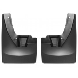 Weathertech Mud Flap 110024 | Mud Flap - Black