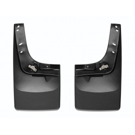 Weathertech Mud Flap 110012 | Mud Flap - Black