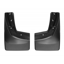 Weathertech MudFlaps 110035 | Mud Flap - Black