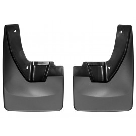 Weathertech Mud Flap 110026 | Mud Flap - Black