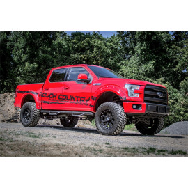 Rough Country Traction Bar Kit 1070A | Suspension Traction Bar