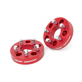 Rough Country Wheel Spacer Adapter 1100RED | Wheel Spacer