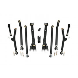 Rough Country X-Flex Long Arm Upgrade Kit 63800U | Suspension Kit