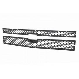 Rough Country Laser-Cut Mesh Replacement Grille 70101 | Grille