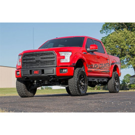 Rough Country Laser-Cut Mesh Replacement Grille 70191 | Grille