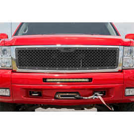 Rough Country Laser-Cut Mesh Replacement Grille 70194 | Grille