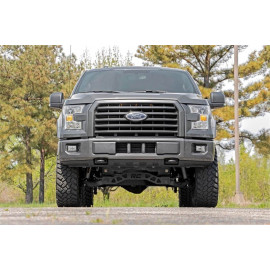 Rough Country Mesh Grille LED Marker Light Kit 70201 | Exterior Multi Purpose LED