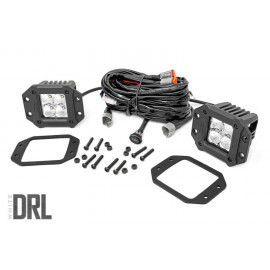 Rough Country | 70803DRL | Fog Light