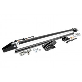 Rough Country Traction Bar Kit 876 | Suspension Traction Bar
