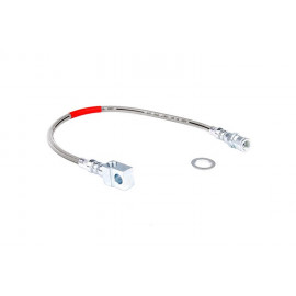 Rough Country Stainless Steel Brake Lines 89335S | Brake Hydraulic Line Kit