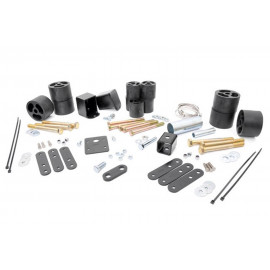 Rough Country Body Lift Kit RC605 | Suspension Body Lift Kit