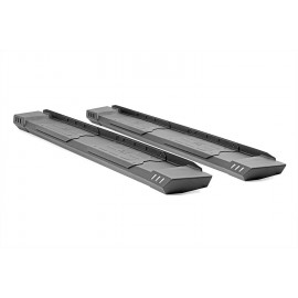 Rough Country HD2 Cab Length Running Boards SRB091491 | Running Board