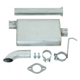 MBRP Exhaust Installer Series Cat Back Exhaust System S5522AL | Exhaust System Kit