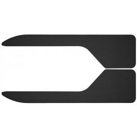 Husky Liners 17048   Mud Flap - Black