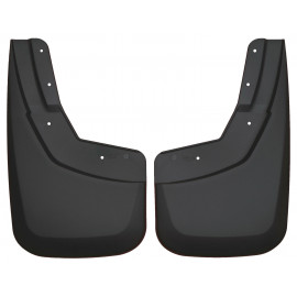 Husky Liners 56131 | Mud Flap - Black