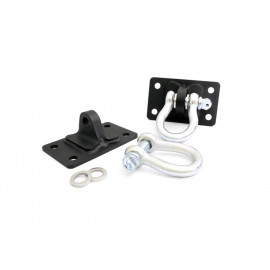 Rough Country D-Ring w/Mount 1046 | Bumper D-Ring
