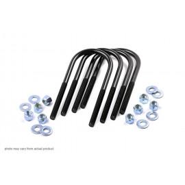 Rough Country | 7601 | Leaf Spring Axle U-Bolt Kit