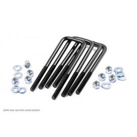 Rough Country | 7603 | Leaf Spring Axle U-Bolt Kit